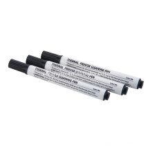 L'utilisation de stylo de nettoyage d'IPA pour l'imprimante thermique de nettoyage
