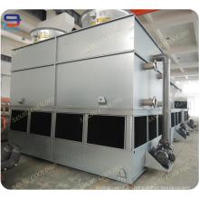 20 Tonnen Superdyma Geschlossener Kreislauf Gegenstrom GTM-4 Wasserkühlturm Für GSHP