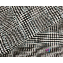 Glen Plaid TR Stretch Fabric