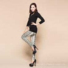 Vêtements de sport Femmes Pantalons de compression Pantalons de yoga Leggings pour femmes