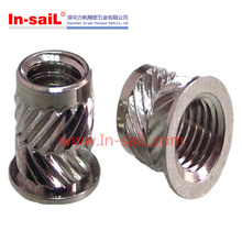 Sonic Threaded Stainless Steel Outer-Brick Insert Nuts