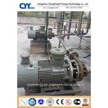 Kryogene Lo2 Ln2 Lar Kühlmittelöl Wasserzentrifugalpumpe