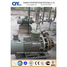 Pompe centrifuge à eau huileuse cryogénique Lo2 Ln2 Lar