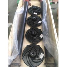 Slurry Pump rubber Impeller Parts