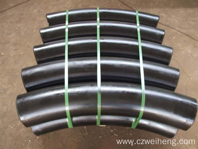 Carbon steel bends 5D for constraction