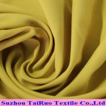 Taslon recubierto con resistente al agua para la tela de la chaqueta Abajo