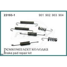 Kit de reparación para zapata de freno OEM 9019930410 para Mercedes-Benz Sprinter 901902903904