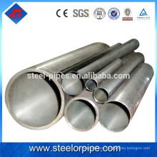 Venta al por mayor del tubo de acero inconsútil del ms de la calidad excelente de China