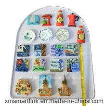 Presentes de lembrança Artesanato do ímã Refridgerator