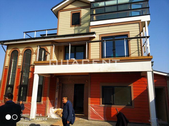 Pre-cut Prefabricated SIPs Wall Panels Home Kit