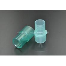 Conector de tubo de plástico médico desechable
