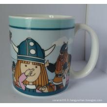 Tasse à café en porcelaine (CY-P144A)