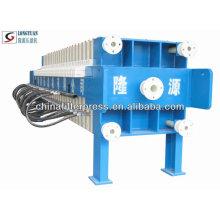 Équipement de déshydratation du filtre à membrane de pp à haute pression