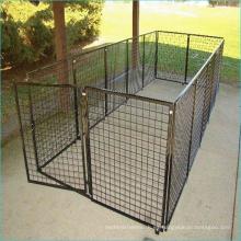 Jaula al aire libre barata del perro / cerca para el fabricante de la venta con precio de fábrica