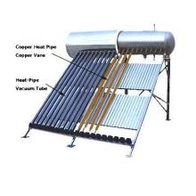 Heat Pipe Hochdruck Solar Warmwasserbereiter