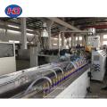 Máquina PP / PE PVC WPC Madeira Composto Plástico
