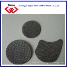 Photos de filtre à fil de fer noir (TYB-0063)