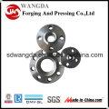 ANSI JIS DIN BS GB carbón estándar brida de acero