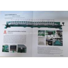 Jinsheng máquina de bordar de alta velocidade