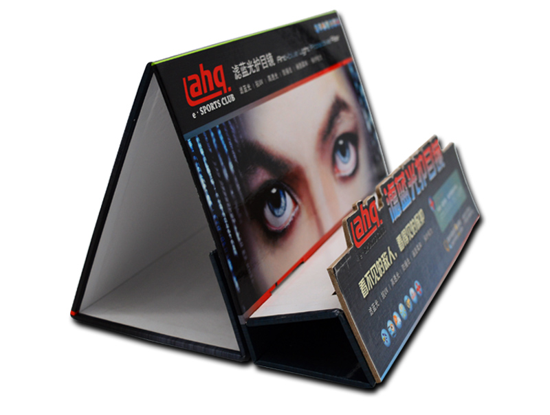Eye-catching Advertising Paperboard Display Stand