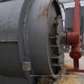 Máquina de reciclagem de borracha de resíduos de pneus de pirólise