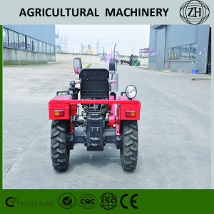 2 Wheel Drive 20HP Changchai Wheeled Farm Tractors