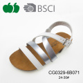 2017 Summer Fashion Girls New Flat Sandals