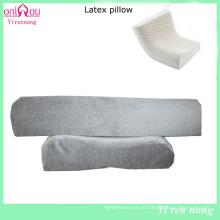 Travesseiro de látex de atacado de fábrica para dormir / Travesseiro de pescoço de viagem