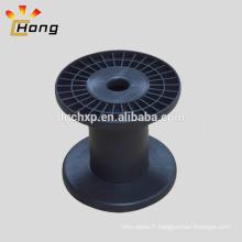 Bobine de bobine en plastique de 130mm pour le fil de noyau