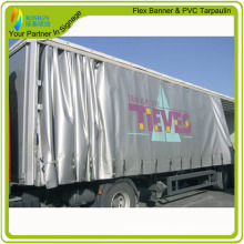 1000d PVC Truck Curtain Printable Tent Fabric