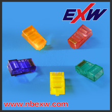 Colorful RJ45 Male Connector