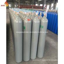 40L Fabrication en Chine Cylindre à gaz argon