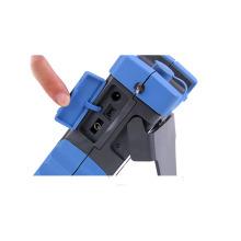 Outils en fibre optique couleur bleue écran tactile fibre optique otdr, fibre otdr AV6416 1310nm-1550nm