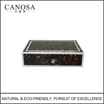 Hotel Amenity Set Pen Shell Polyresin Amenity Box