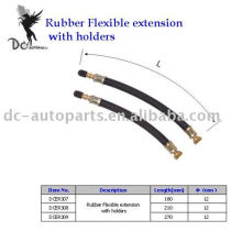 Reifenventilverlängerung und flexible Gummiverlängerung