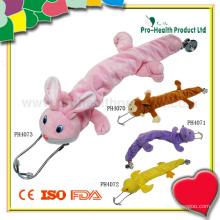 Симпатичный плюшевый чехол для стетоскопа с животными