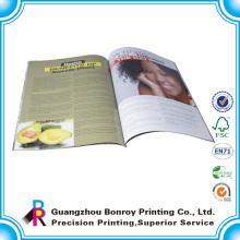 Folletos del nuevo producto de la empresa / folleto / folleto / folleto / impresión del catálogo