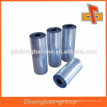 Dust proof pvc heat shrink film good for printing packing with top level style