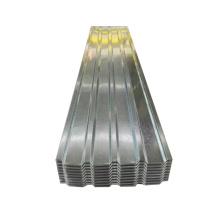 Hoja de techo corrugado galvanizado Pvdf en bobina