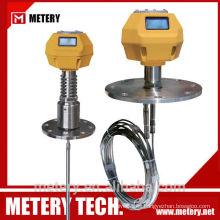 Medidor de nivel de radar de ondas guiadas con varilla flexible MT100LR