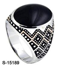 Anel de jóias de prata 925 esterlina atacado fábrica