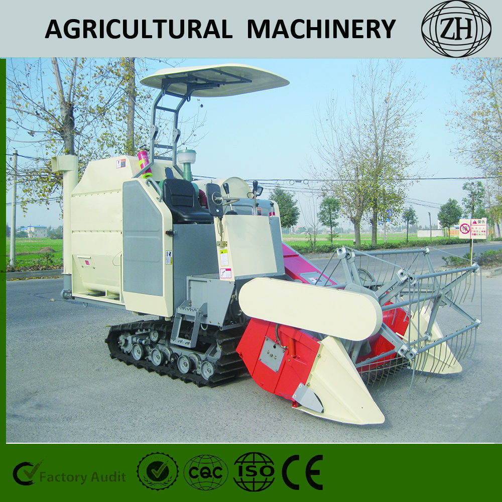 New Design Hot Sellking Kubota Rice Harvester