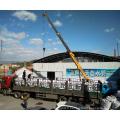 Hebei Or Récupération Shell d'abricot activé charbon pour l'exploitation minière d'or