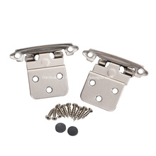 "Face Mount Self Closing 3/8"" Inset Cabinet Hinges"