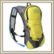 Deporte vejiga de hidratación agua mochila, mochila portadora de agua, mochila de agua