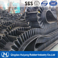 Waterproof Cc/ Nn/ Ep Canvas Carcass Rubber Conveyor Belt