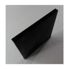 Great quality 5mm-12mm black Red White Black Colorful Lacquered Back painted glass