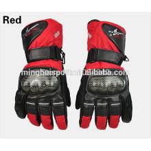 Mais barato Moda luvas de motocross Corrida homens Luvas de esportes luvas de proteção