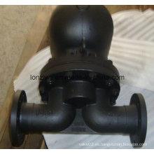 Trampa de vapor con flotador de bola de cuerpo grande, tamaño 3