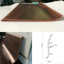 Best Price High Quality PVC Skirting Plastic Skirting for Laminate Flooring